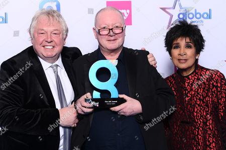 Editorial photo of The Global Awards, London, UK - 07 Mar 2019