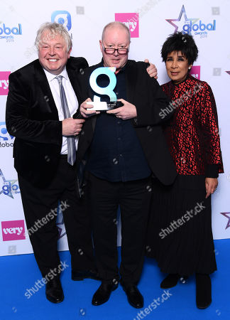 Editorial picture of The Global Awards, London, UK - 07 Mar 2019