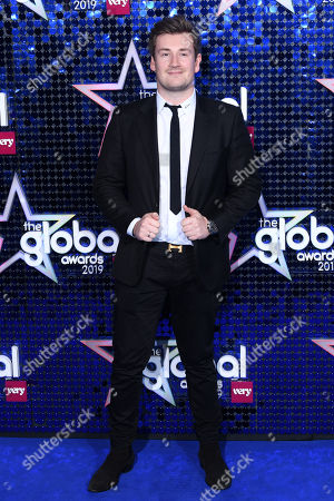 Editorial photo of The Global Awards, London, UK - 07 Mar 2019