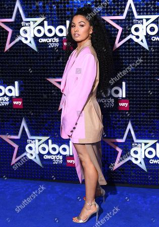 Editorial image of The Global Awards, London, UK - 07 Mar 2019