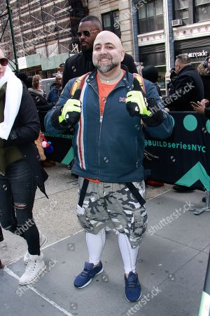 Stock Photo of Duff Goldman