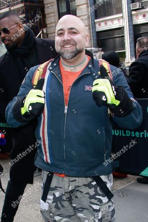 Stock Image of Duff Goldman