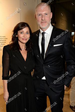 Natalie Imbruglia and Jean-David Malat