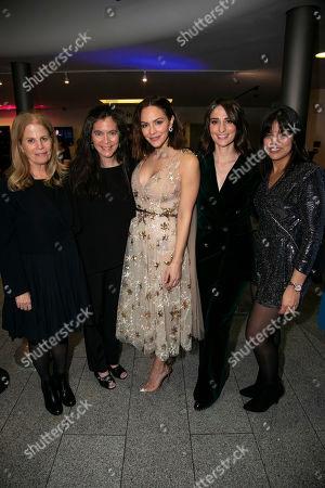 Jessie Nelson (Author), Diane Paulus (Director), Katharine McPhee (Jenna Hunterson), Sara Bareilles (Music/Lyrics) and Nadia DiGiallonardo (Music Supervisor)