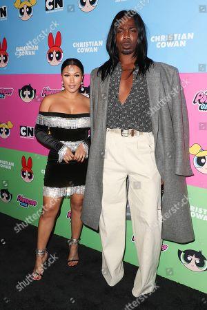 Shantel Jackson and EJ King