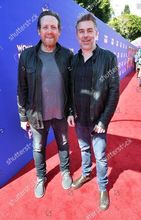 Josh Applebaum and Andre Nemec