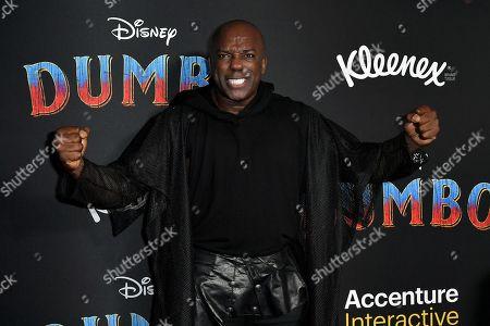 Editorial image of 'Dumbo' Film Premiere, Arrivals, El Capitan Theatre, Los Angeles, USA - 11 Mar 2019