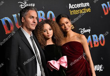 Editorial picture of 'Dumbo' Film Premiere, Arrivals, El Capitan Theatre, Los Angeles, USA - 11 Mar 2019