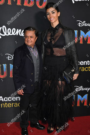 Deep Roy and guest
