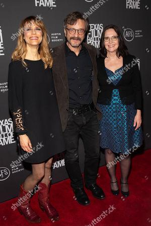 Lynn Shelton, Marc Maron, and Rebecca Campbell