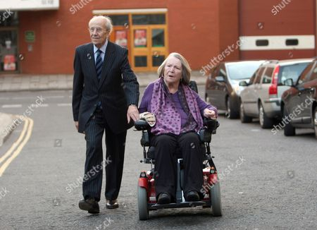 Lord Norman Tebbit and Lady Margaret Tebbit