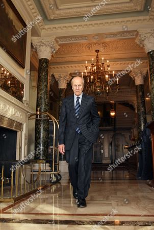 Lord Norman Tebbit in the Grand Hotel