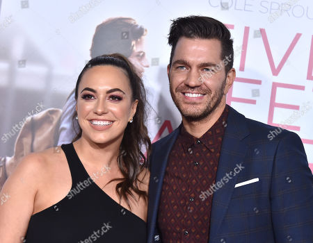 Andy Grammer and Aijia Grammer