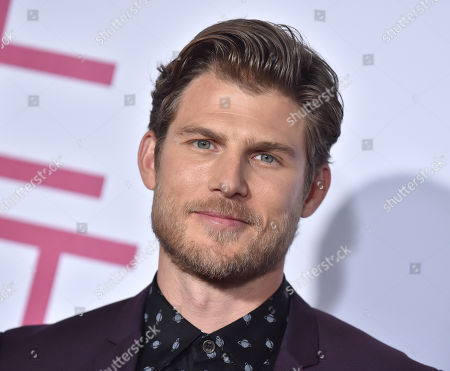 Stock Image of Travis Van Winkle