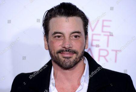 "Skeet Ulrich arrives at the Los Angeles premiere of ""Five Feet Apart"" on in Los Angeles"