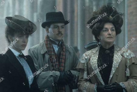 'Where Angels Fear'   TV Judy Davis, Rupert Graves and Barbara Jefford