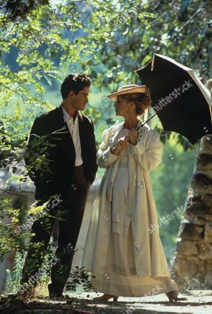 'Where Angels Fear'   TV Giovanni Guidelli and Helen Mirren