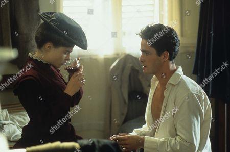'Where Angels Fear'   TV Helena Bonham Carter and Giovanni Guidelli