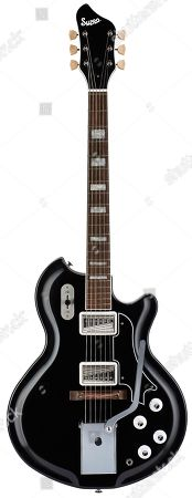 Editorial picture of Electric Guitar Product Shoot