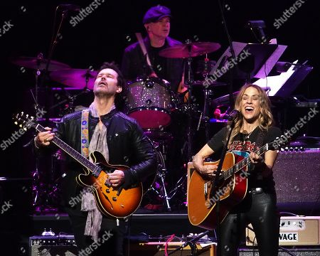 Editorial image of Love Rocks Concert Benefiting God's Love We Deliver, New York City, USA - 07 Mar 2019