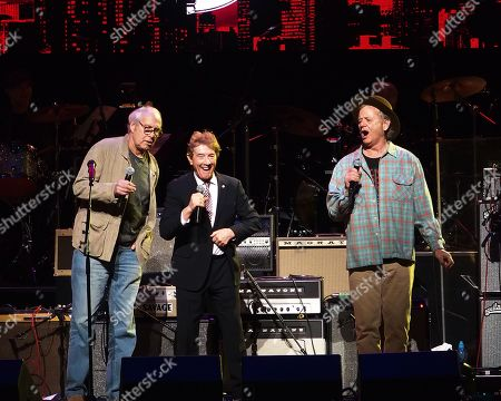 Chevy Chase, Martin Short and Bill Murray