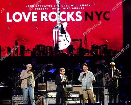 Editorial photo of Love Rocks Concert Benefiting God's Love We Deliver, New York City, USA - 07 Mar 2019