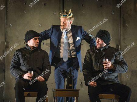 Grant Doyle as Macbeth,