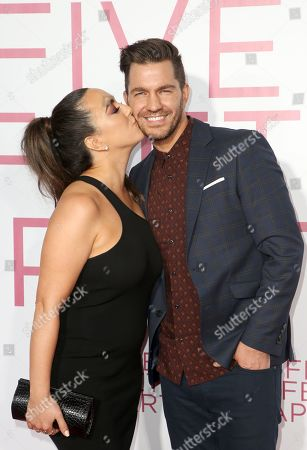 Stock Photo of Aijia Lise, Andy Grammer