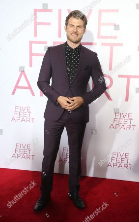 Editorial photo of 'Five Feet Apart' Film Premiere, Arrivals, Regency Bruin Theatre, Los Angeles, USA - 07 Mar 2019