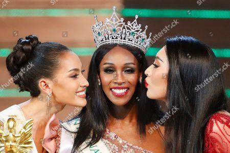 Miss International Queen Transgender pageant Pattaya Stock