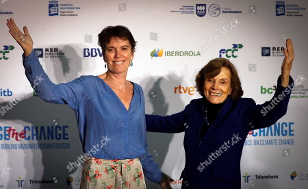 Editorial photo of Closing ceremony of 'Change the Change' International Conference, San Sebastian, Spain - 08 Mar 2019