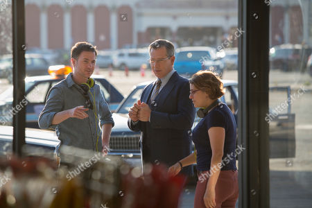 Ryan Fleck Director, Ben Mendelsohn as Agent Keller and Anna Boden Director