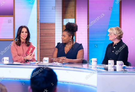 Editorial image of 'Loose Women' TV show, London, UK - 08 Mar 2019