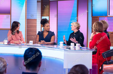 Andrea McLean, Brenda Edwards, Jo Malone CBE, Jane Moore and Kaye Adams