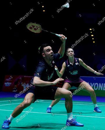 Editorial image of Badminton All England Open, Birmingham, United Kingdom - 08 Mar 2019