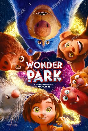 Editorial picture of 'Wonder Park' Film - 2019