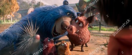 Editorial photo of 'Wonder Park' Film - 2019