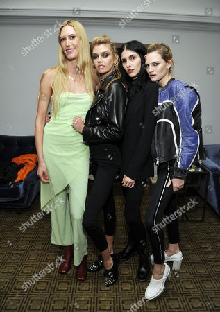 Editorial picture of 7 For All Mankind SS19 Campaign Launch Party, Chateau Marmont, Los Angeles, USA - 07 Mar 2019