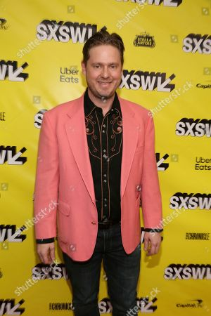 "Tim Heidecker arrives for the world premiere of ""US"" at the Paramount Theatre on the opening night of the SXSW Film Festival, in Austin, Texas"