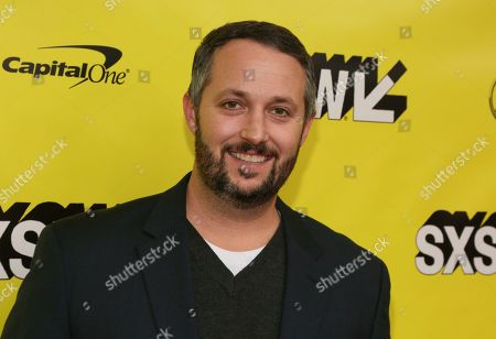 """Stock Photo of Sean McKittrick arrives for the world premiere of """"US"""" at the Paramount Theatre on the opening night of the South by Southwest Film Festival, in Austin, Texas"""
