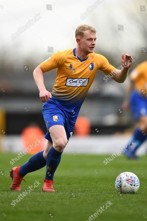 Editorial picture of Port Vale v Mansfield Town, EFL Sky Bet League Two, Football, Vale Park, Stoke-on-Trent, UK - 09 Mar 2019