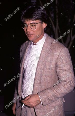 Editorial image of Jan-Michael Vincent at the Parker Meriden Hotel, New York, USA - 14 Feb 1983