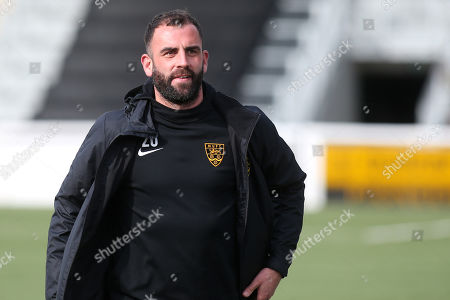 Editorial photo of Maidstone United v Havant and Waterlooville, Vanarama National League, Football, the Gallagher Stadium, Maidstone, Kent, United Kingdom - 09 Mar 2019