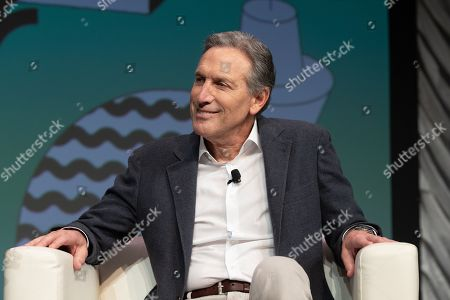 Editorial picture of Featured Session: Howard Schultz, SXSW Festival, Austin, USA - 09 Mar 2019