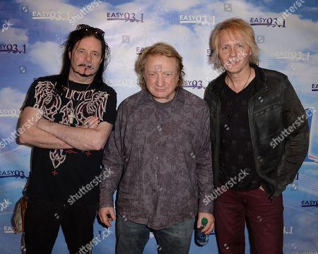 Lou Gramm, Jeffrey Kollman, John Payne