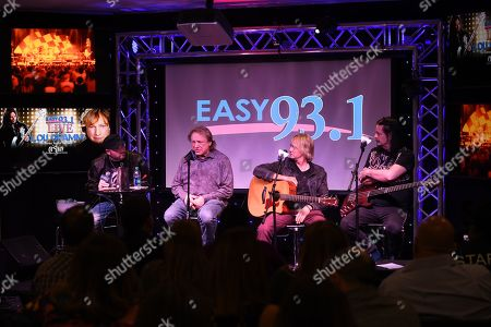 Editorial photo of Asia at Easy Live, Fort Lauderdale, USA - 08 Mar 2019