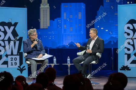 Editorial image of Conversations About America's Future: Former Governor John Kasich, SXSW Festival, Austin, USA - 09 Mar 2019