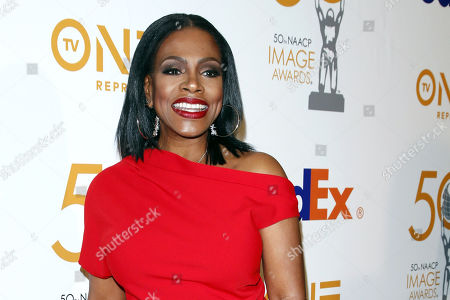 Sheryl Lee Ralph poses for the photographers upon arrival for the 50th NAACP Image Awards Nominees Luncheon at the Loews Hollywood Hotel in Hollywood, California, USA, 09 March 2019. The NAACP (National Association for the Advancement of Colored People) Image Awards honor excellence in television, recording and motion picture categories.