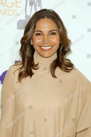 Salli Richardson-Whitfield arrives at the 50th NAACP Image Awards Nominees Luncheon at the Loews Hotel, in Los Angeles