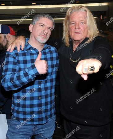 Dave LaGreca and Greg Valentine
